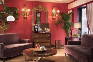 Quiet Hotel in Paris Center : Hotel des 2 Continents, Saint-Germain-des-Prés