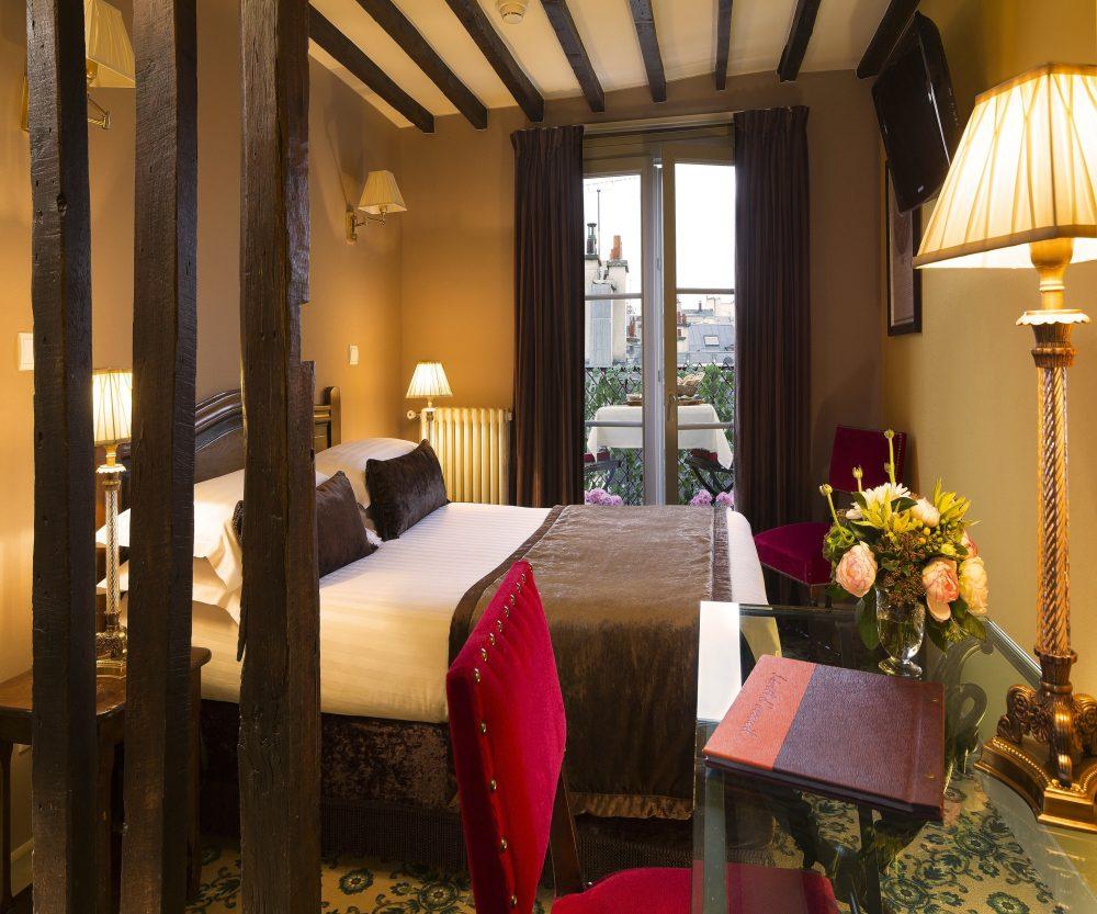 Séjour de Dernière Minute à Paris : Hôtel des 2 Continents