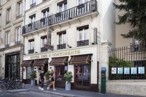 Trouver un hôtel pour le week-end du 15 août à Paris 6