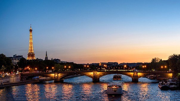 Passer 2 jours en amoureux à Paris