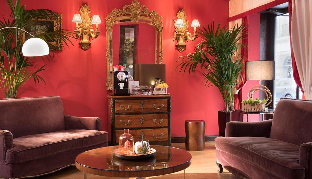 salon hotel des 2 continents Paris