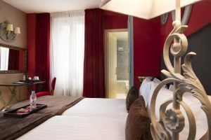 Hotel in Paris Center Free Cancellation Policy