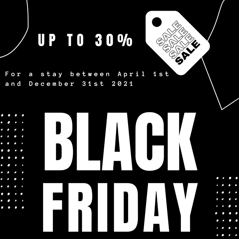 Black Friday Hôtel des 2 Continents